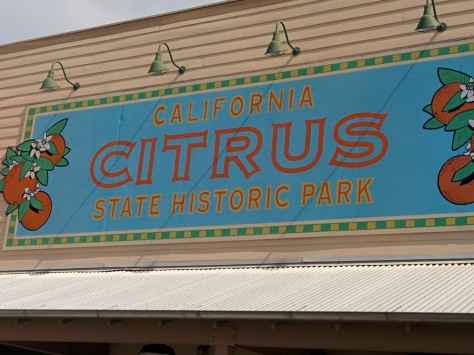 California Citrus State Historic Park